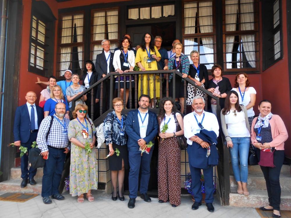 Архивисти от Европа впечатлени от Копривщица